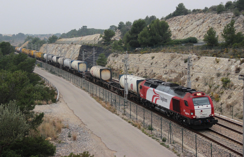 Modificaciones en el servicio de Logitren entre Catalunya y Andalucía