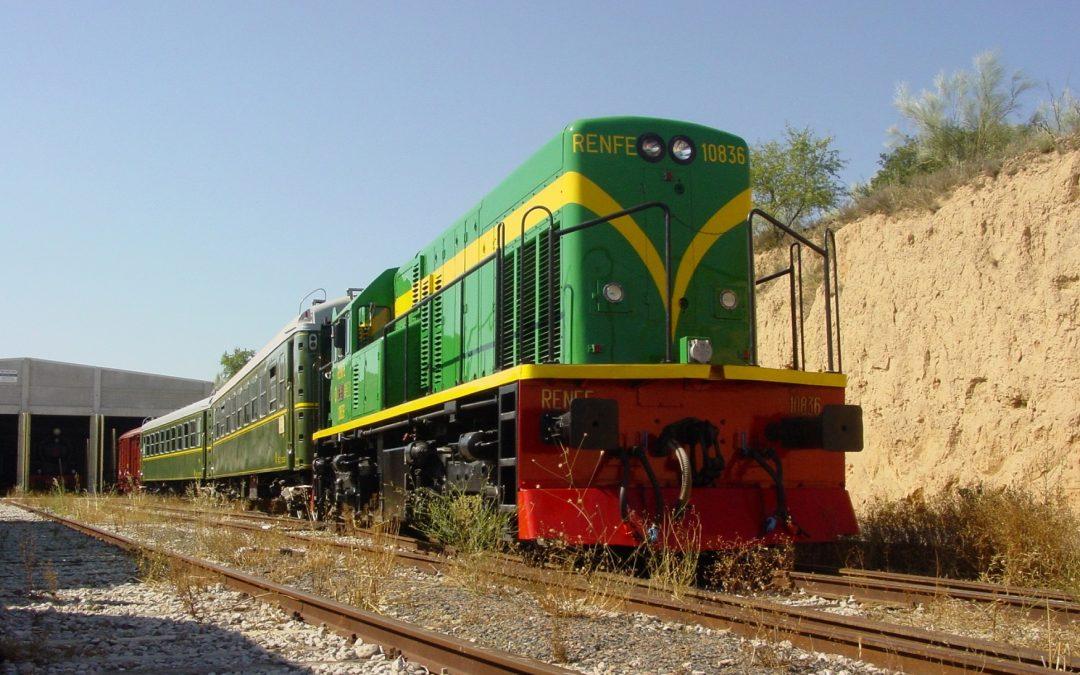 El Caspolino, un nuevo tren turístico que se iniciará en 2019