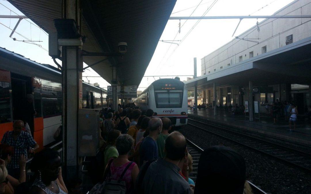 Adif inicia mejoras de accesibilidad en la estación de Tarragona