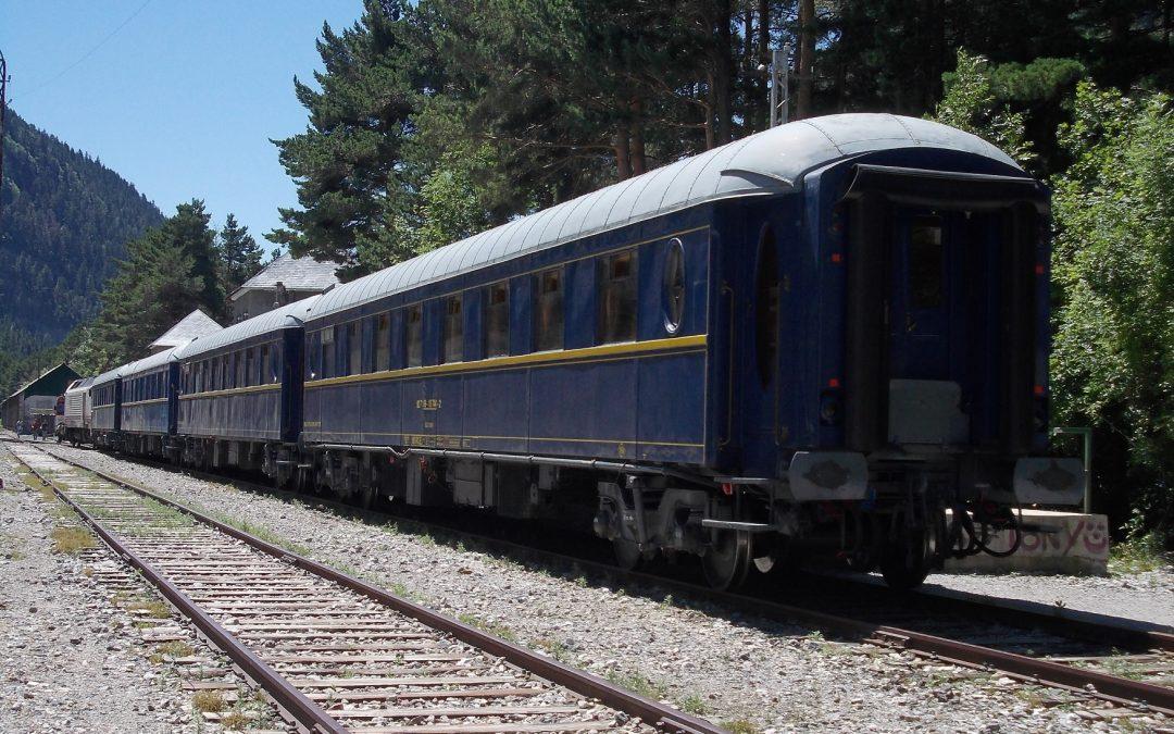 Tren histórico por el 150 aniversario del ferrocarril Ciudad Real – Badajoz