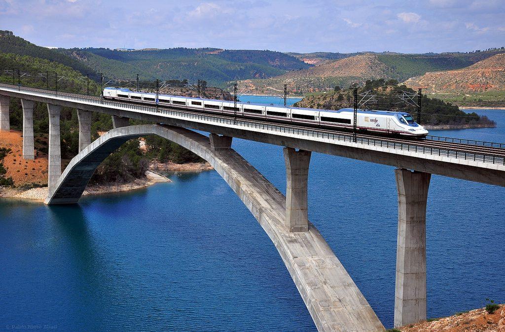 La alta velocidad Madrid – Valencia cumple seis años en funcionamiento