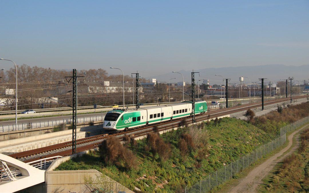 Adif inicia las pruebas del tercer carril entre Valencia y Castellón
