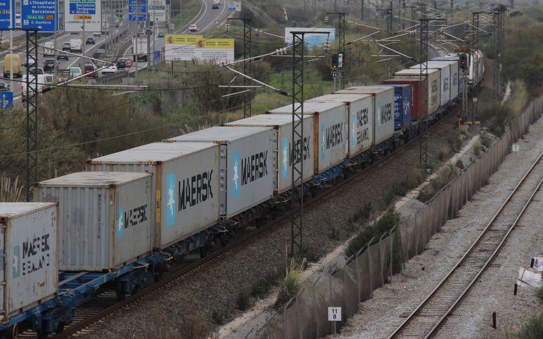 BEST empieza a operar un nuevo servicio de mercancías entre Barcelona y Miranda de Ebro