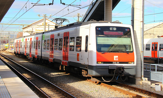 FGC modifica la nomenclatura de cuatro líneas de tren