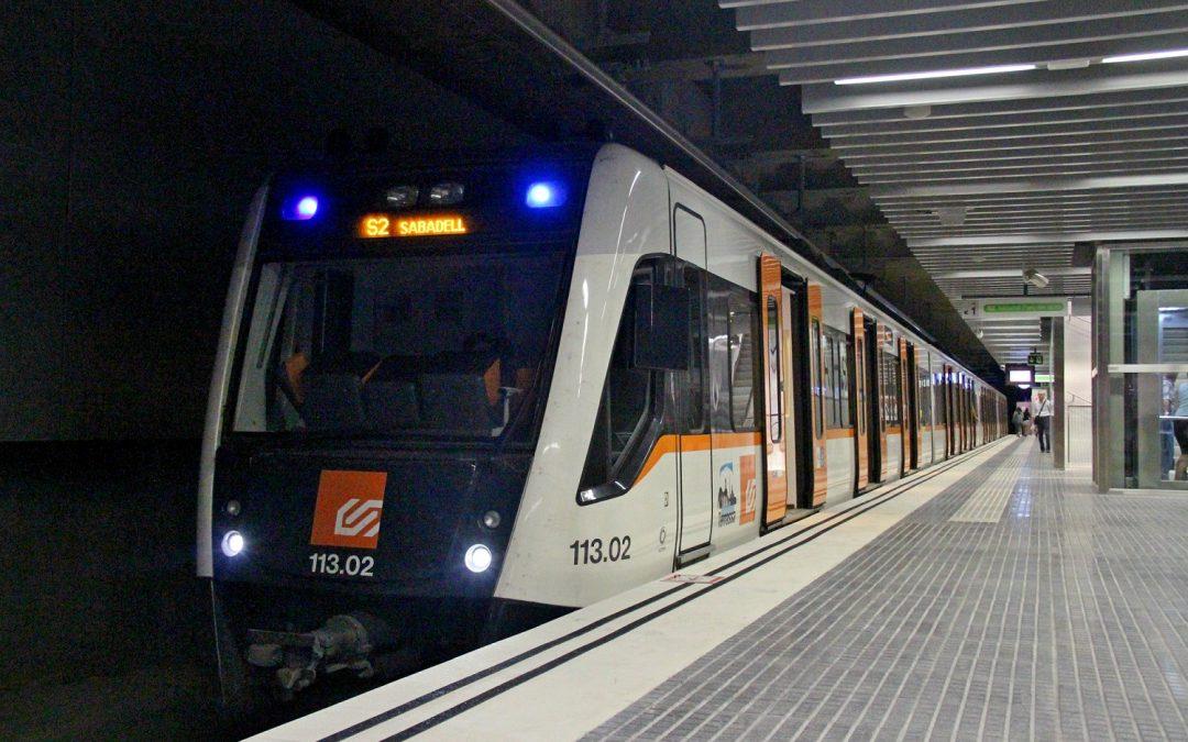 Sabadell estrena tres nuevas estaciones de FGC
