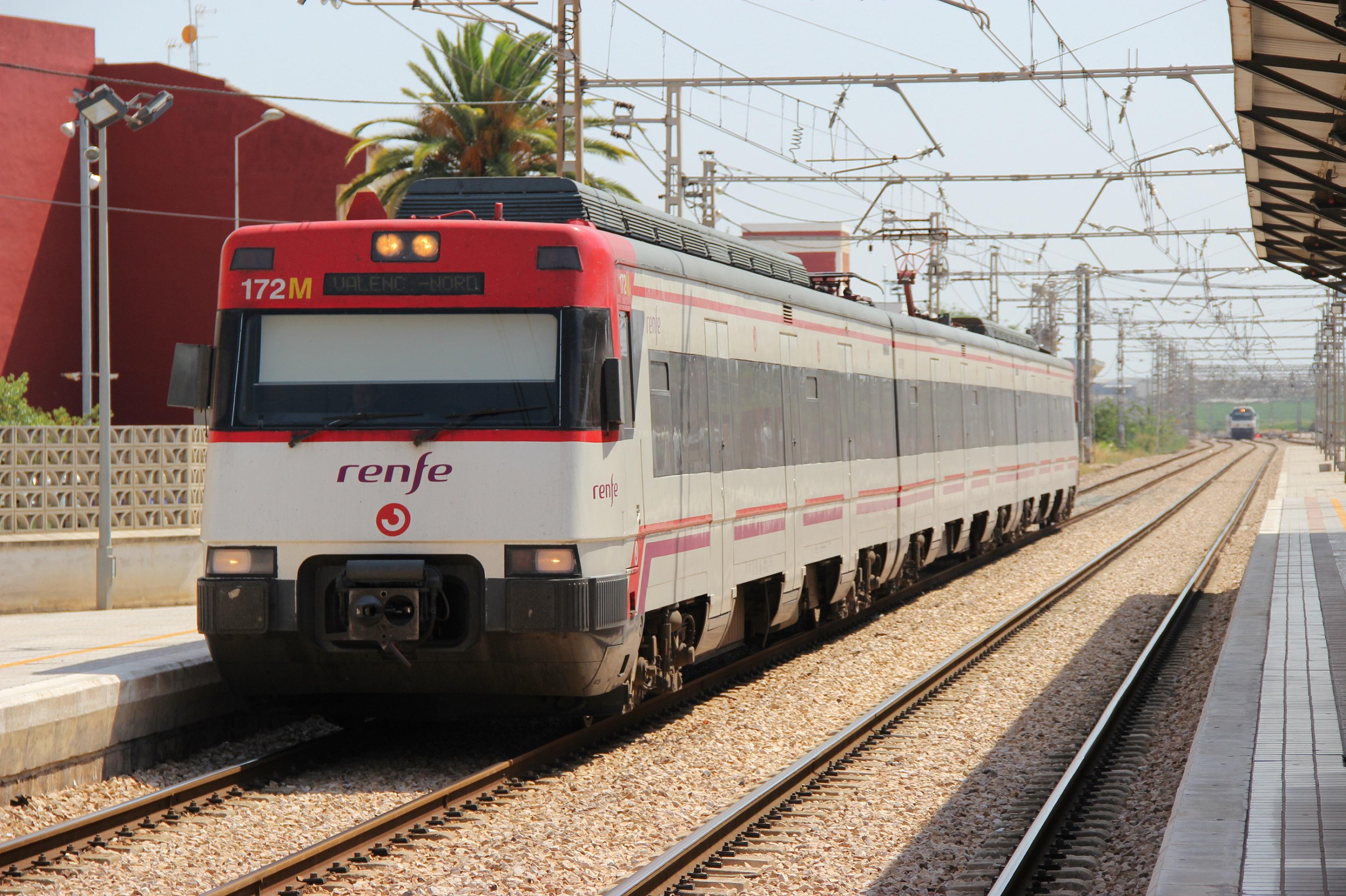 Los nuevos cercanías entre Castellón y Vinaròs se estrenan hoy