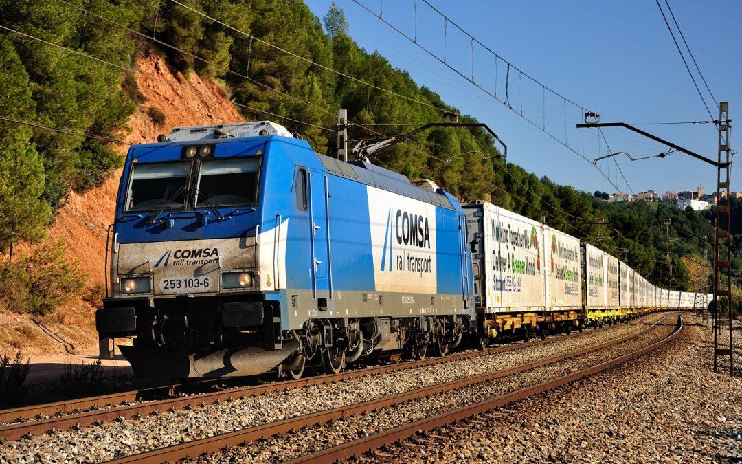 Nuevo servicio ferroviario de productos refrigerados entre Valencia y Holanda