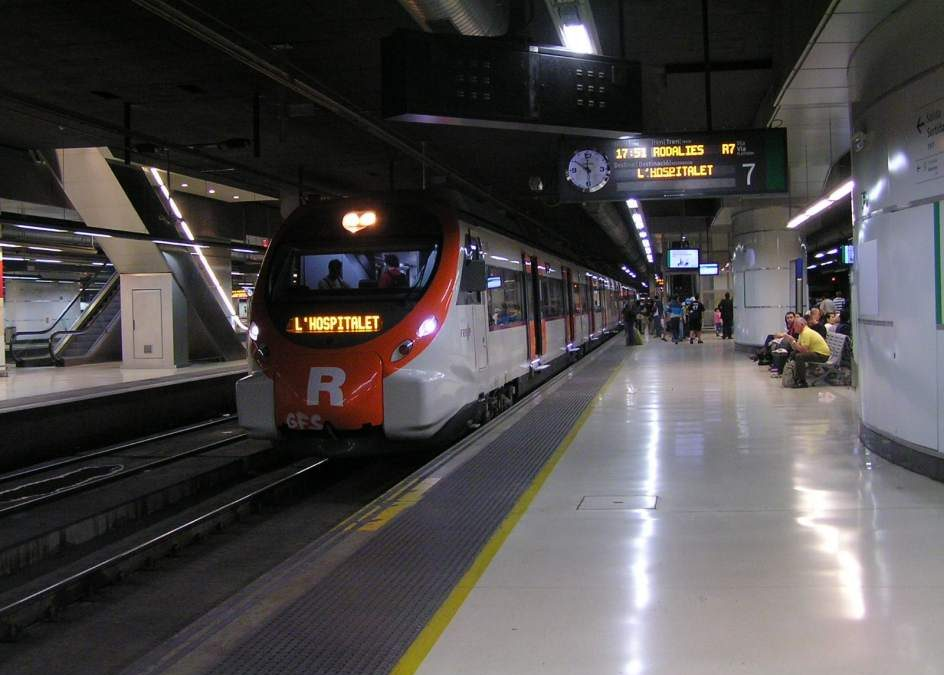 Adif implantará un nuevo esquema de vías en la estación de Barcelona Sants