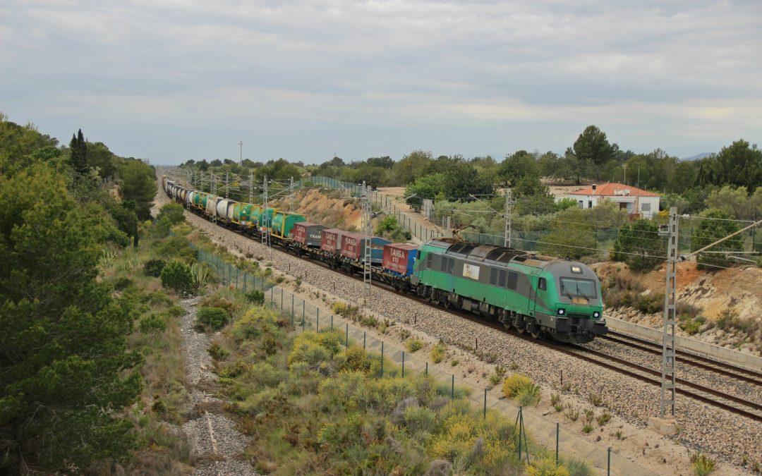 Comsa Rail Transport incrementa en un 25% sus tráficos ferroviarios respecto 2015