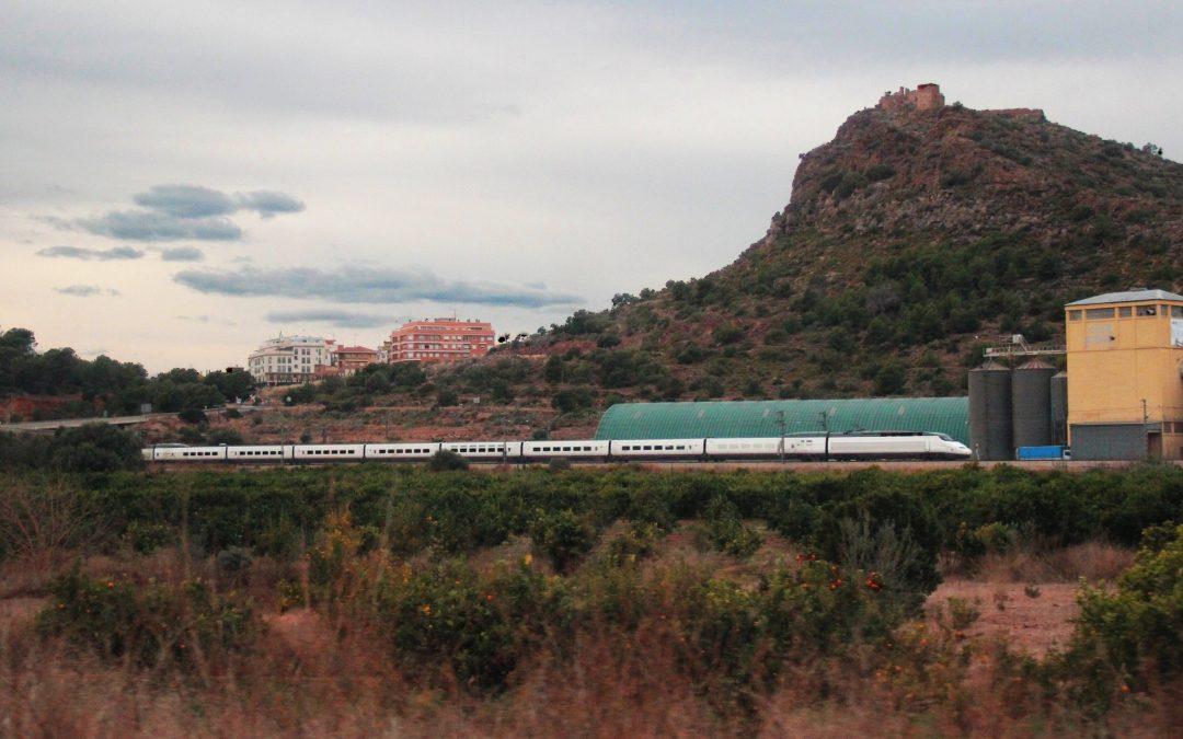 AVE a Castellón