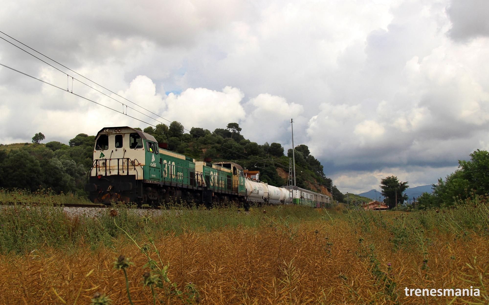 tren herbicida sintra