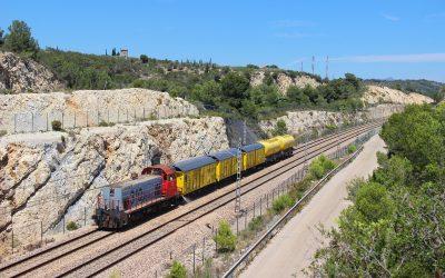 ¿Qué es y cómo funciona el tren herbicida de Adif?