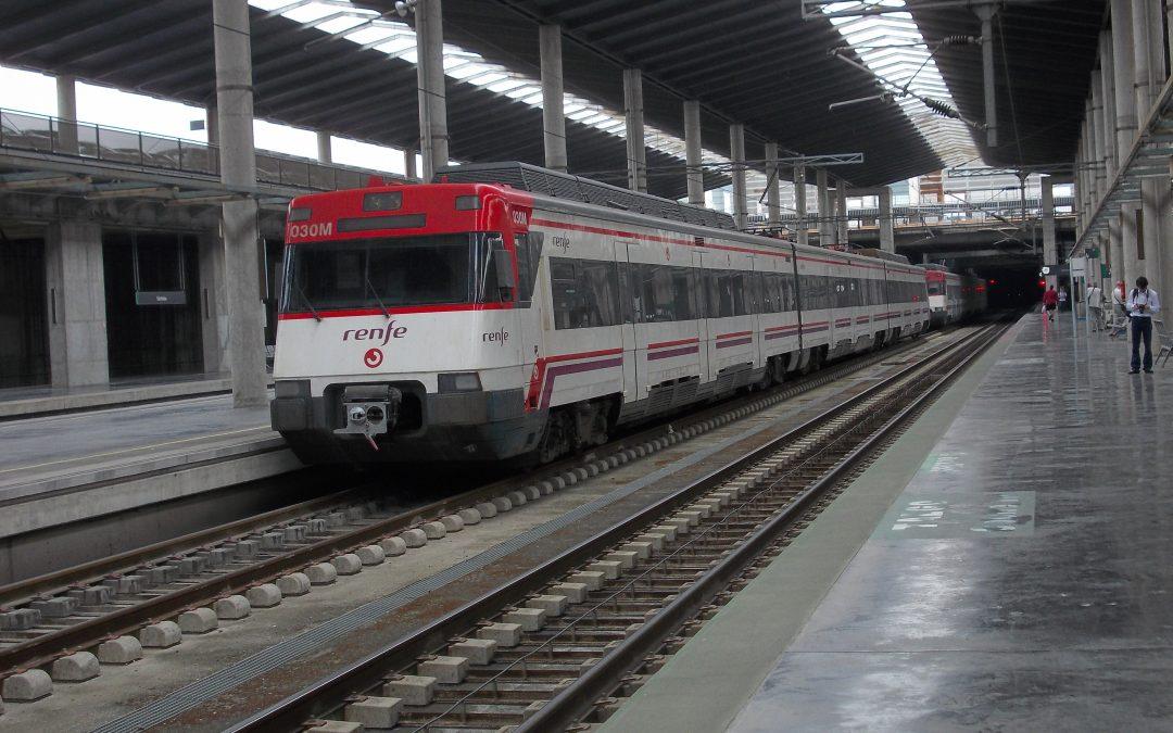 Renfe inicia un nuevo servicio entre Villarrubia y Alcolea de Córdoba