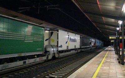 Una nueva autopista ferroviaria histórica entre Barcelona y Luxemburgo